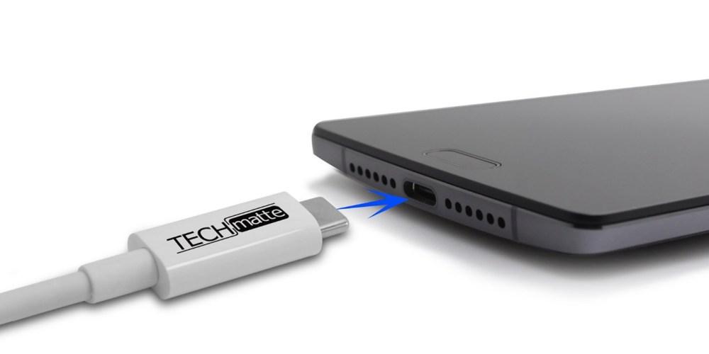 techmatte usb-c cable