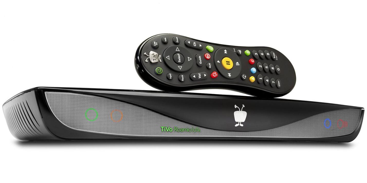 TiVo Roamio OTA HD DVR & Streaming Media Player (Refurbished): $30