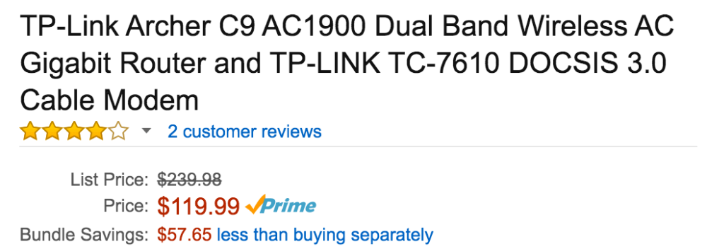 tp-link-router-modem-amazon-combo-deal