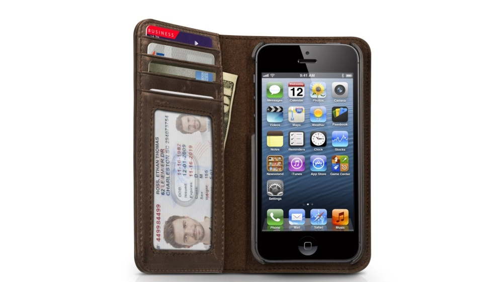 Twelve South BookBook for iPhone 5-5s