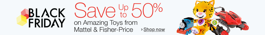 up to 50 percent off toys