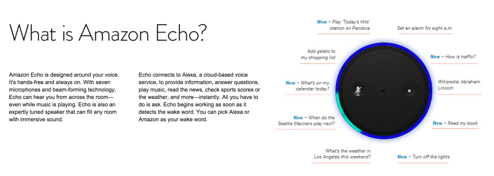 what-is-amazon-echo
