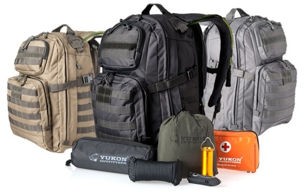 Yukon Outfitters 58-Piece Survival Kit-sale-01