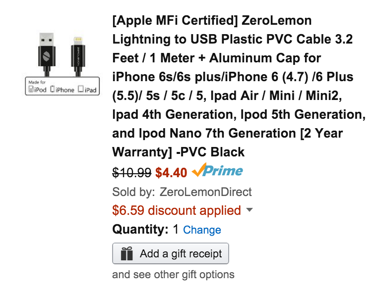 zero-lemon-lightning-cable-deal