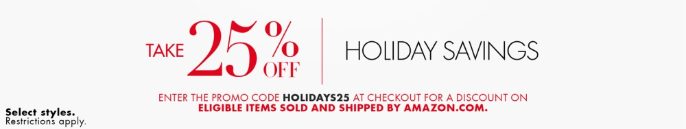 amazon-25-off-fashion-holidays25