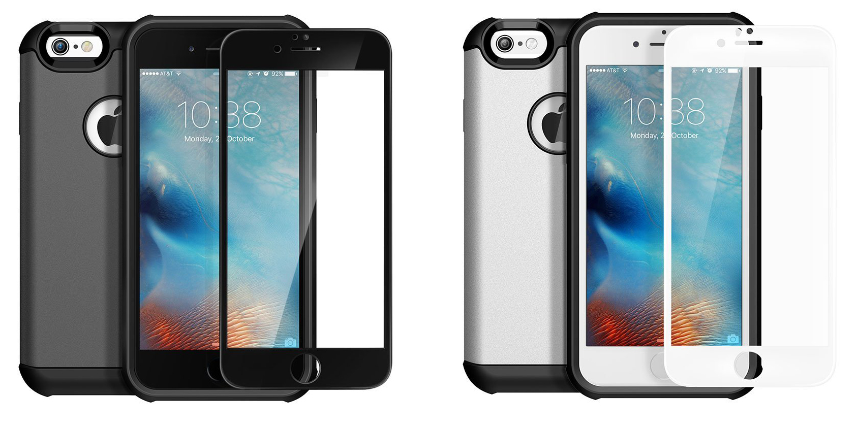 Depending on which iPhone 6 model you have—a 6, 6 Plus, 6s, or 6s Plus—your smartphone likely cost you at least a few hundred dollars, and you probably take it everywhere, so protecting it with a case makes a whole lot of sense.