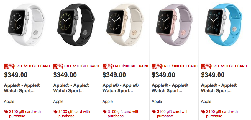 apple watch Target