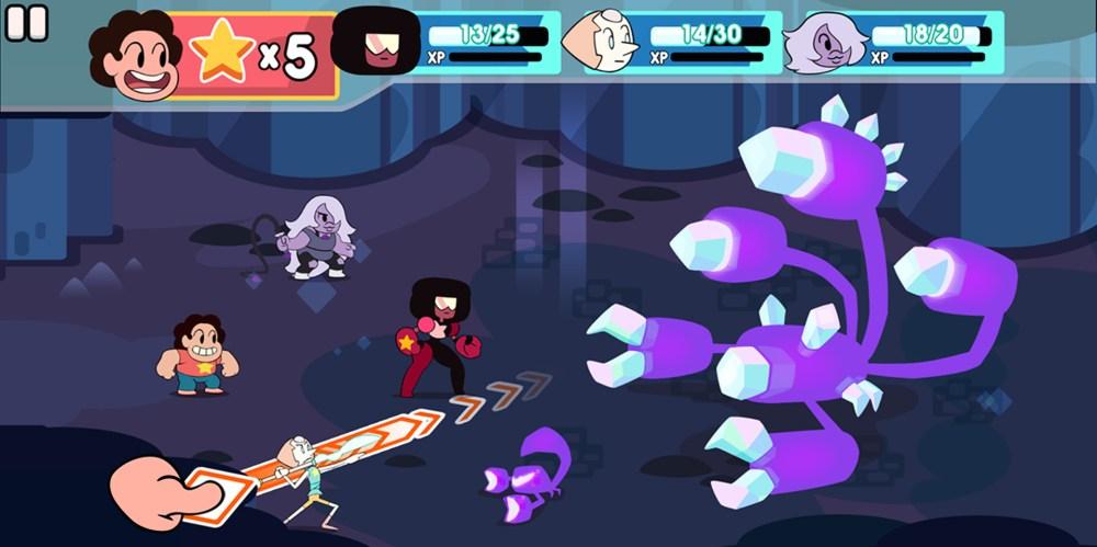 Attack the Light - Steven Universe Light RPG-6