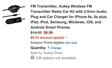 aukey discount