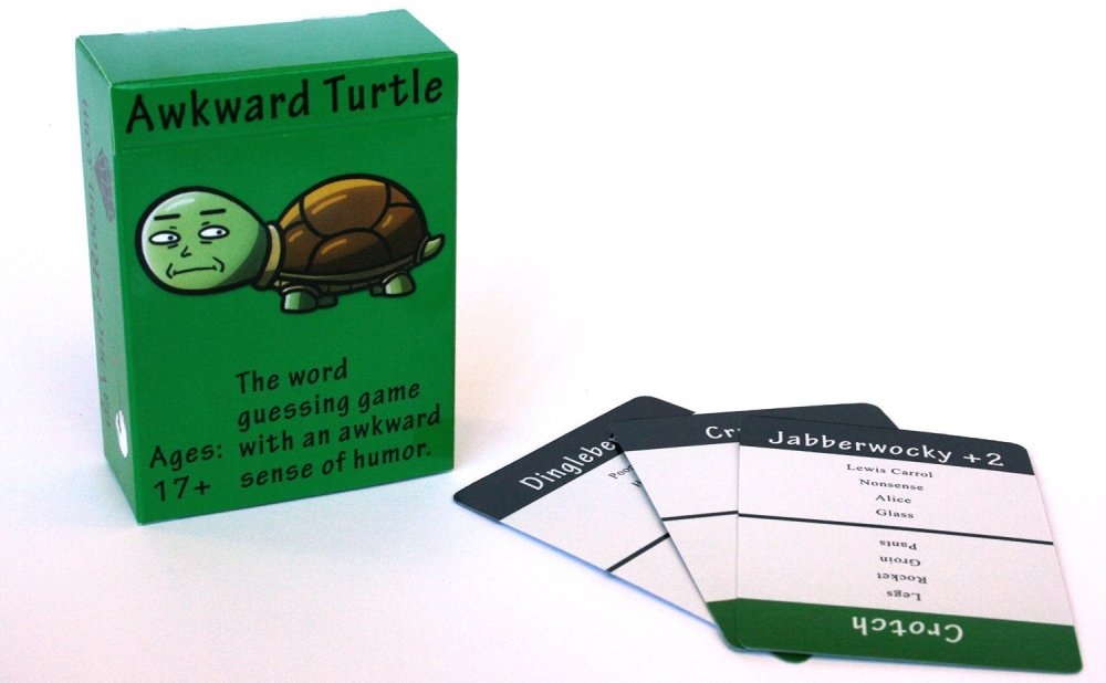 Awkward Turtle - The Adult Party Game