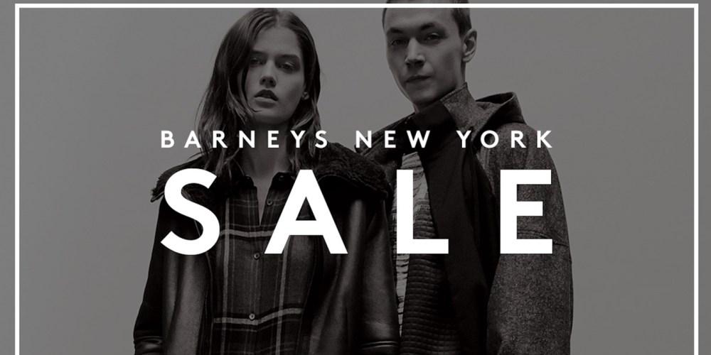 Barneys newyork sale