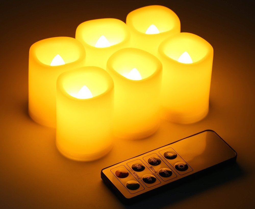 Battery-Powered Flameless Pillar LED Candles-sale-01
