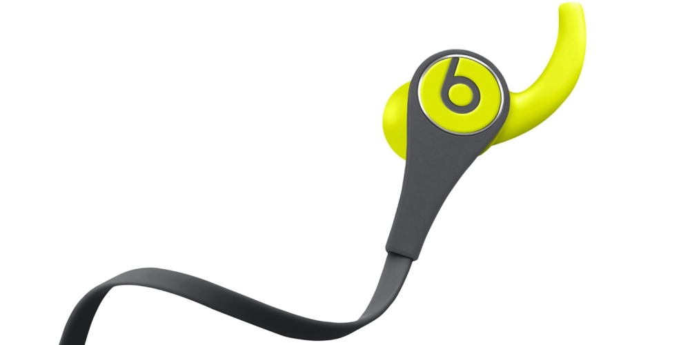 Beats Tour2 In-Ear Headphones With In-Line Mic, Active Collection