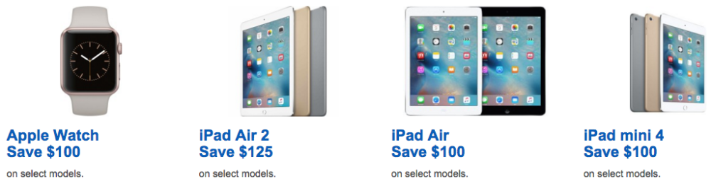 Best Buy Lowest Apple Prices of the Season