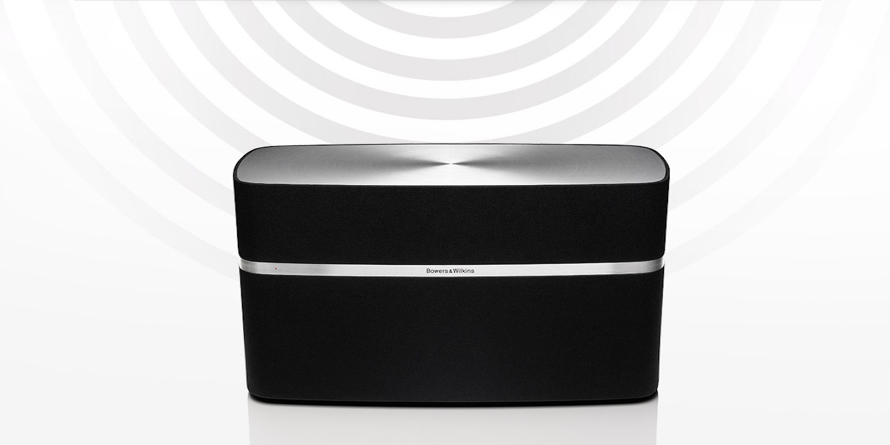Bowers and Wilkins A7 AirPlay Speaker