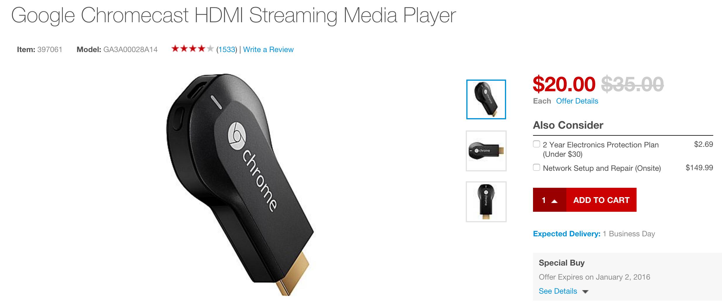 Chromecast-staples-sale-discount