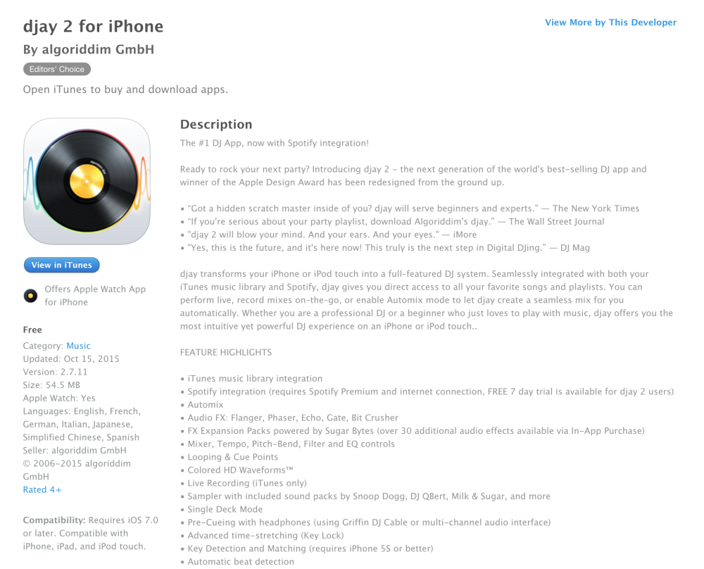djay 2 for iPhone-sale-07