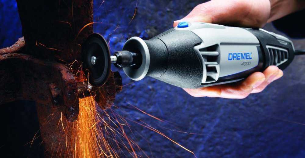 Dremel 120-Volt Variable-Speed Rotary Tool with 50 Accessories