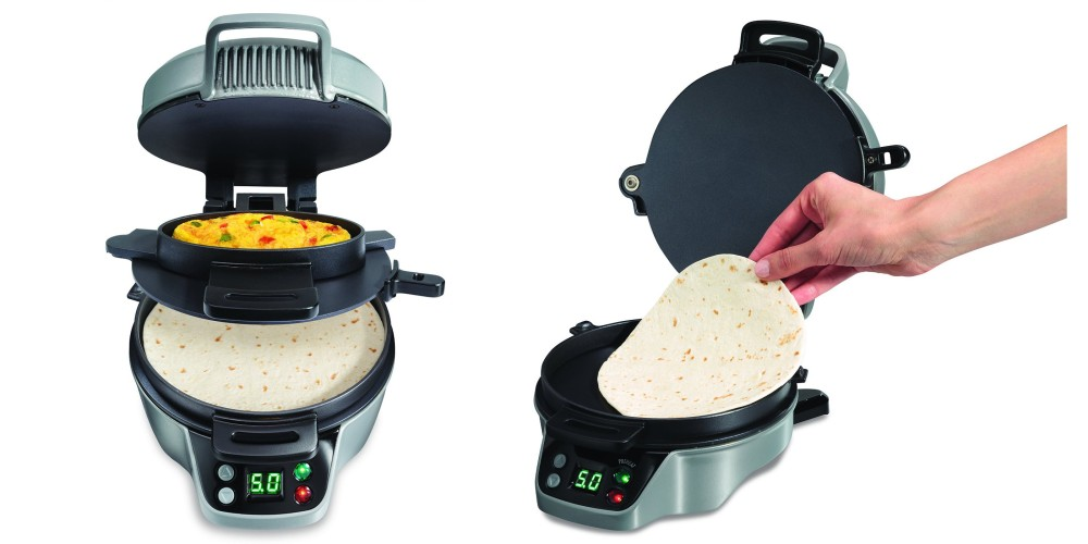 Hamilton Beach Breakfast Burrito Maker-sale-01