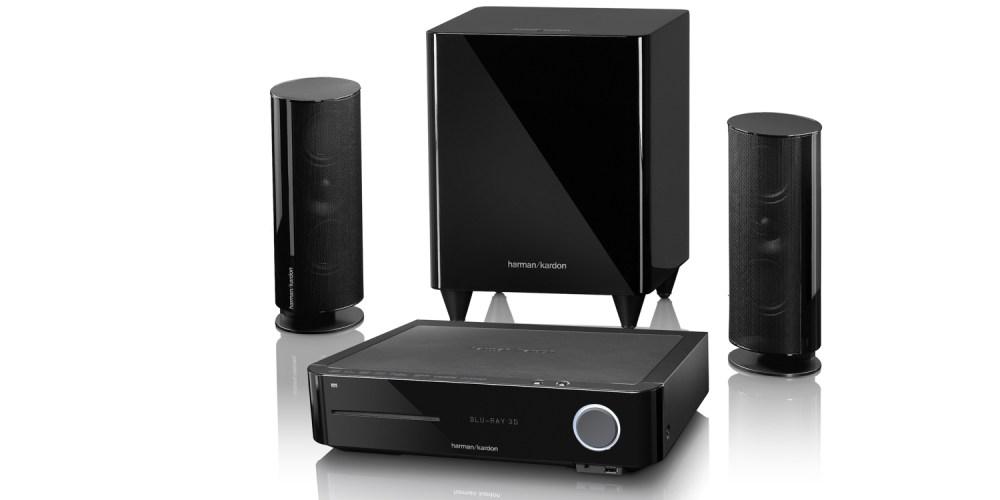 Harman Kardon 3D Blu-ray Receiver w: Speakers
