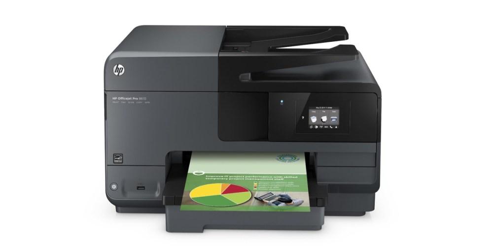 HP OfficeJet Pro 8610 Wireless All-in-One Color Inkjet Printer (A7F64A)