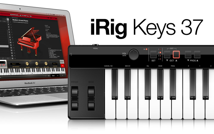 iK Multimedia iRig Keys portable Mac:PC USB keyboard controllers-sale-01