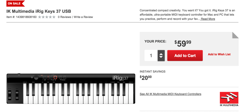 iK Multimedia iRig Keys portable Mac:PC USB keyboard controllers-sale-02
