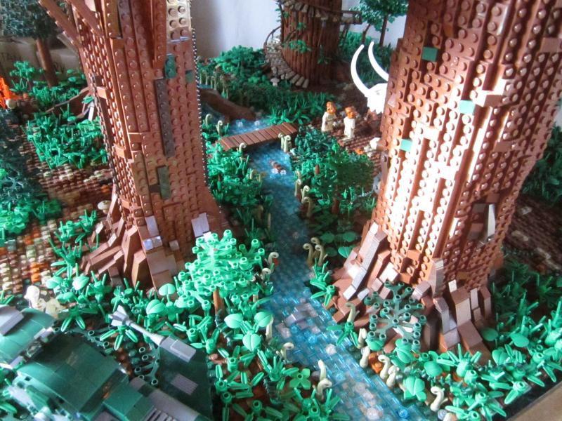 LEGO-Ewok village-03