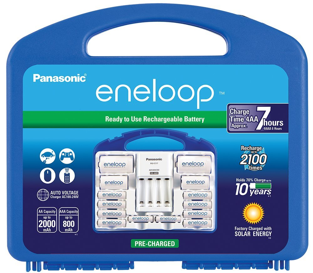 Panasonic Eneloop Power Pack