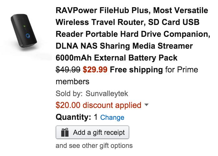ravpower-filehub-amazon-deal