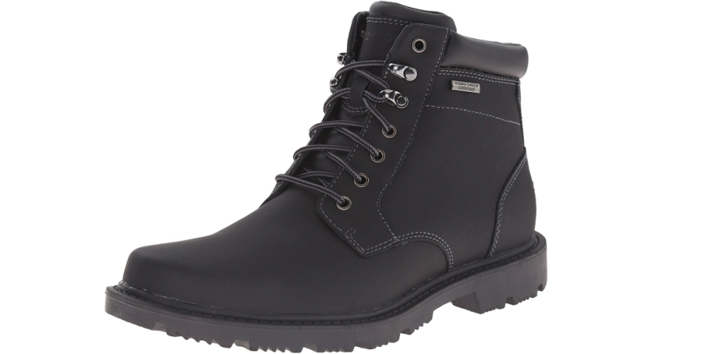 Rockport Men's Redemption Road Waterproof Moc Toe Boot