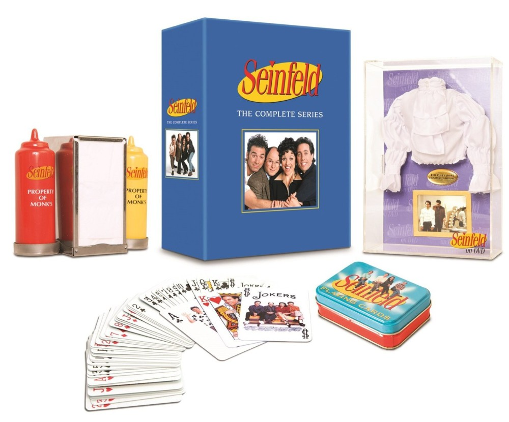 Seinfeld The Complete Series 2015 Gift Set