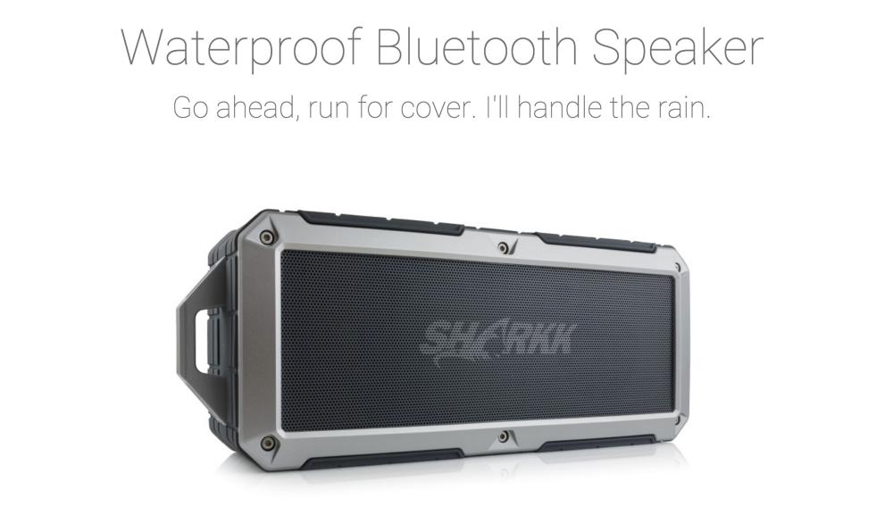 Sharkk ²O waterproof Bluetooth Speaker-sale-01