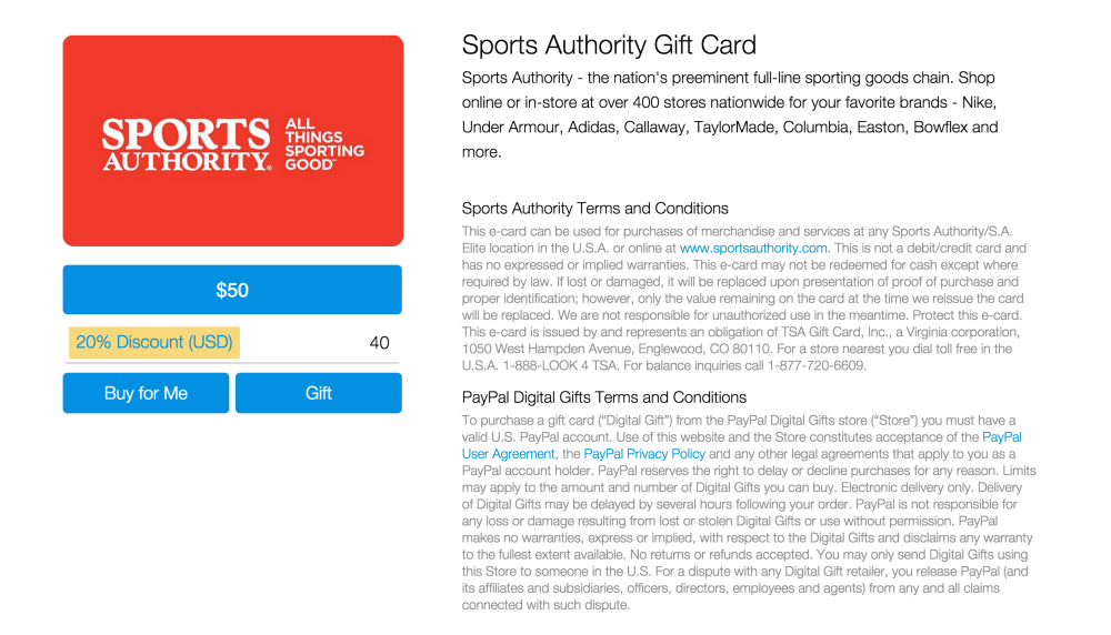 Sports Authority-gift card-sale-01