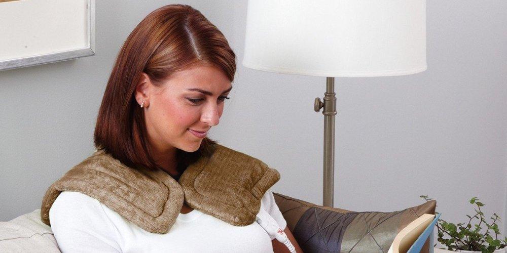 Sunbeam Renue Tension Relief Heating Pad-sale-01
