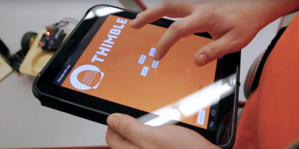 thimble-kickstarter-ios-software