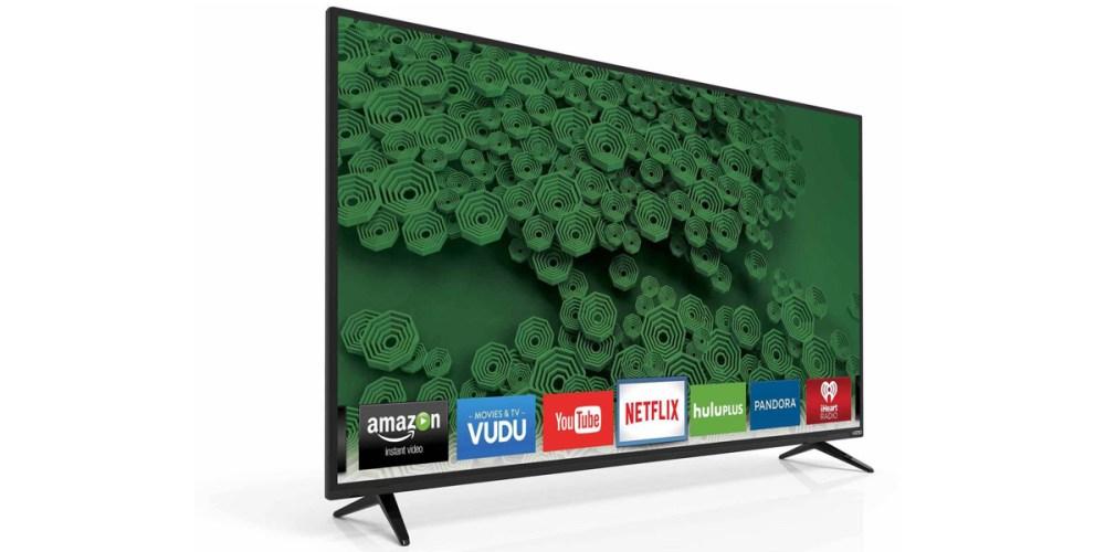 Vizio D58u-D3 58-Inch 120Hz 4K Ultra HD LED Smart HDTV