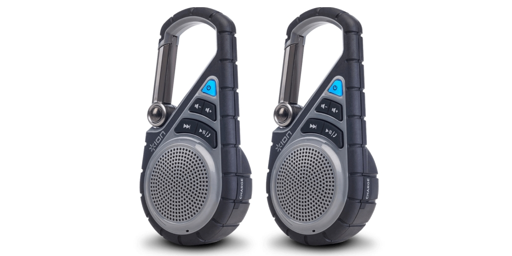 2-for-Tuesday Ion Audio Clipster Bluetooth Speakers
