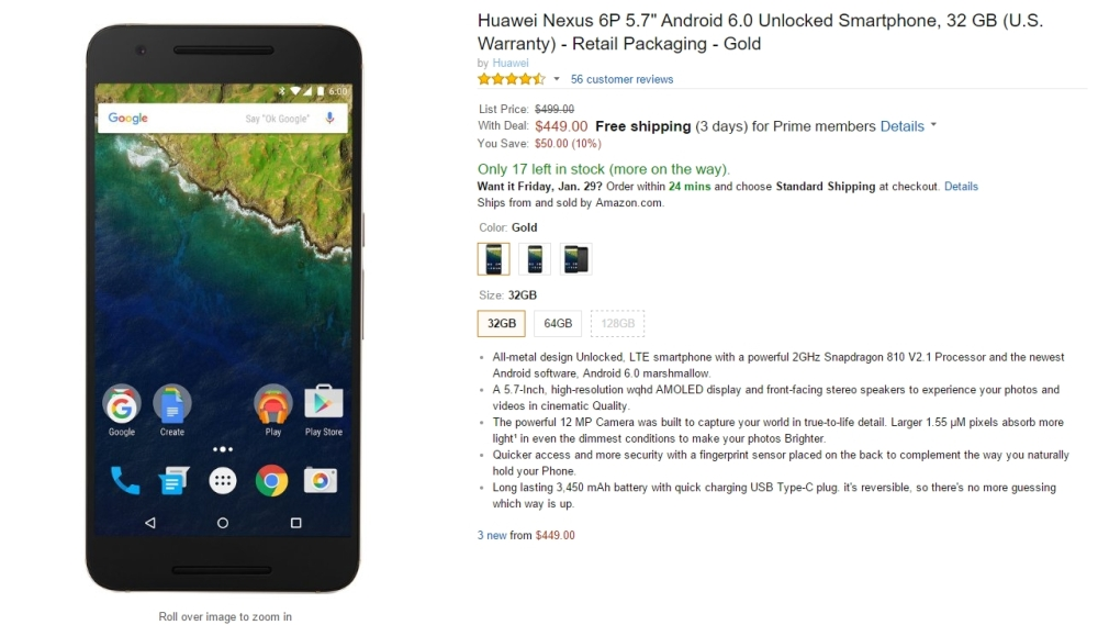 2016-01-26 08_55_26-Amazon.com_ Huawei Nexus 6P - 32 GB Graphite (U.S. Version_ Nin-A1) - Unlocked 5