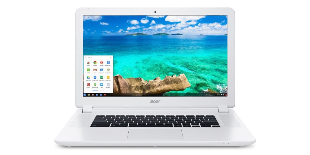 Acer 15.6%22 Chromebook w: 4GB RAM, and 16GB SSD (Refurb)