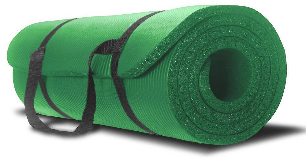 Aerobic:Yoga mat w: strap carrier-sale-01