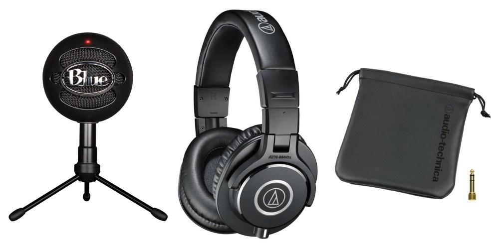 Audio-Technica ATH-M40x Pro Monitor Headphones-2