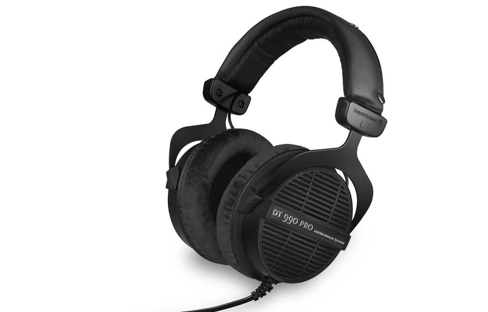 Beyerdynamic DT990 PRO 250ohm (Black, Straight Cable)-sale-01