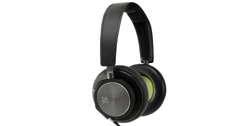 B&O PLAY by BANG & OLUFSEN - BeoPlay H6 Over-Ear Headphones, Black