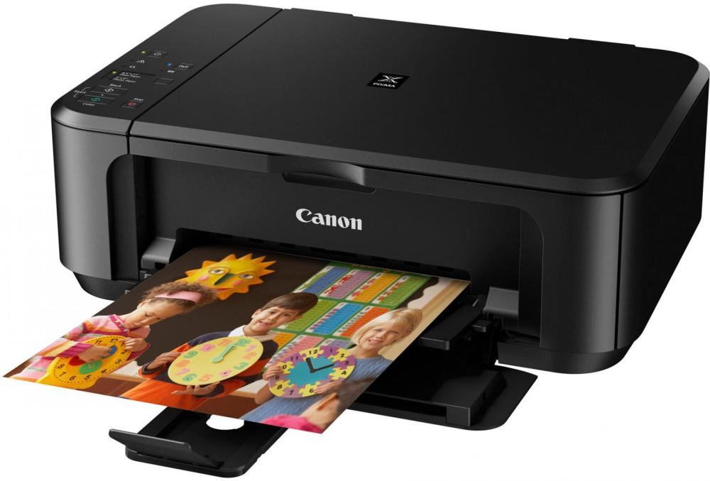 Canon PIXMA MG3520 Wireless All-In-One Inkjet Printer with AirPrint