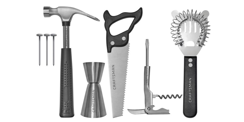 Craftsman 10 pc Bar Tool Gift Set