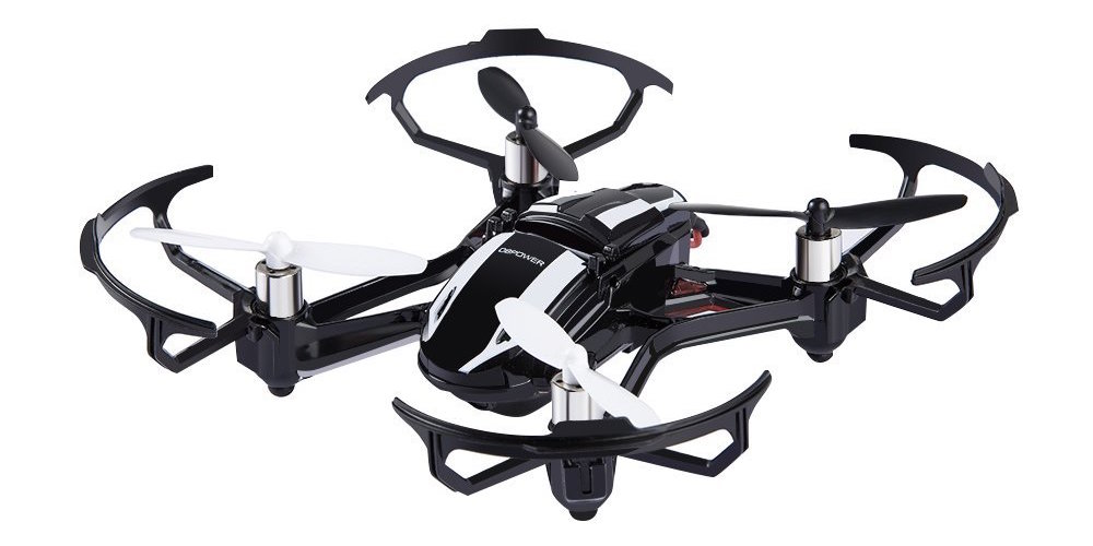 DBPOWER Hawkeye-I 3D Flip 6 Axis RC Quadcopter Drone with 2MP HD Camera