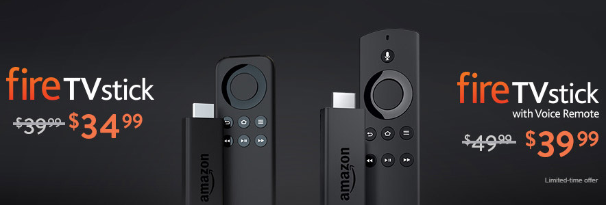 Fire TV Stick with Voice Remote