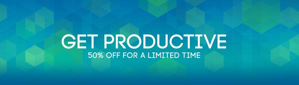 Get Productive app store sale-02