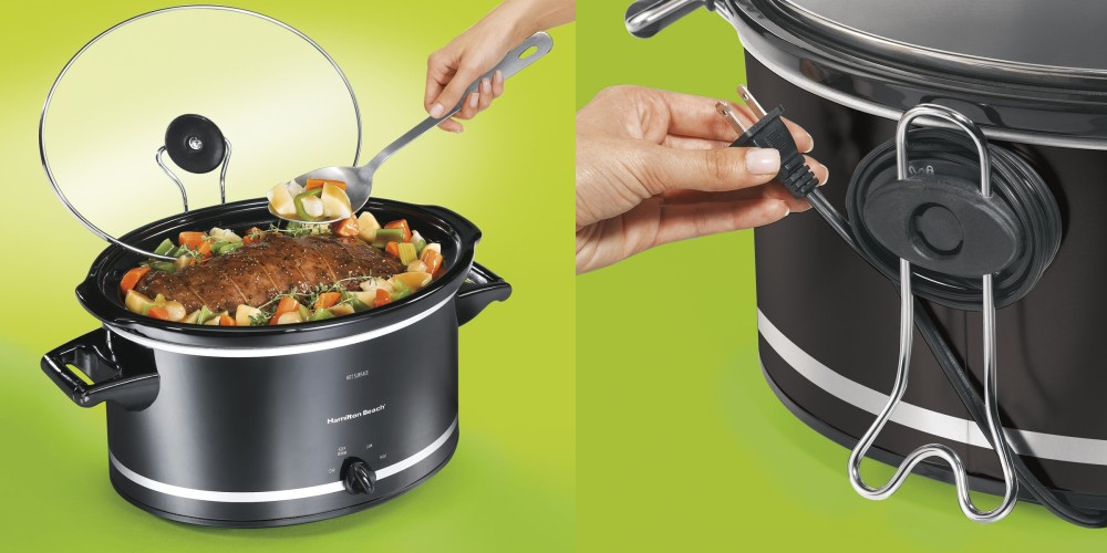 Hamilton Beach 8-Quart Slow Cooker (33182A)